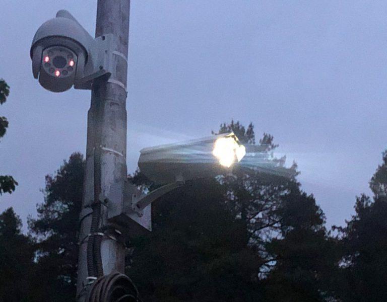 CCTV Installation in Trongsa